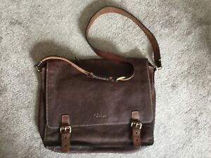 Cole Haan Mens leather bag