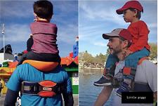 Shoulder Carrie Hip Seat Nylon Child Strap Rider Travel Back Frame Infant Saddle