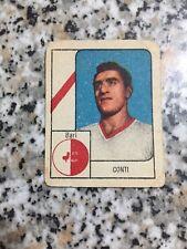 CALCIATORI CALCIO GOL NANNINA 1960-1961(1959-1960) CONTI (BARI) OTTIMA