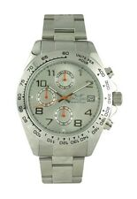 Orologio 186263SS Men's Q Collection Chronograph Watch Silver