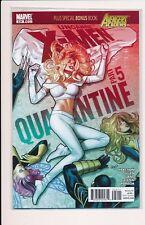 The Uncanny X-Men #534 Quarantine Pt 5 -  Marvel Comics 2011 ~ VF/NM (HX561)