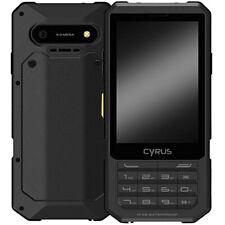 Cyrus CM17 HYBRID Outdoor Handy Dual SIM schwarz 3,5 Zoll Android 7.0 QI-Laden