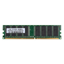 1GB DDR1-400MHz PC Desktop Memory PC1-3200 184pin Non-ECC DIMM Ram