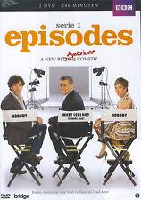 Episodes : Serie 1 (2 DVD)
