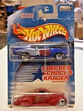 2004 Hot Wheels Checker Auto Parts Exclusive 2Pk '70 Chevelle & Swoop Coop