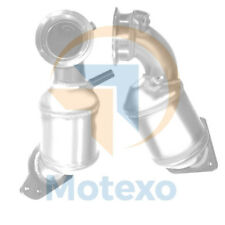 Catalytic Converter OPEL ASTRA J 1.6i 16v Turbo (A16LET) 9/09-