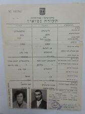 Jewish Jewish Marriage Licence Rabbi Dushinski Signature, Levuvitz, Partzovitz
