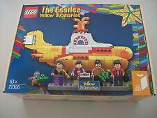 LEGO Ideas Yellow Submarine (2016) (#21306) Brand NEW & Sealed LEGO IDEAS #015
