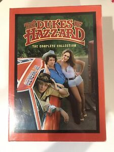 Dukes of Hazzard The Complete TV Series Collection DVD Set (Brand New Sealed)
