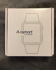 Aosmart Bluetooth Smart Watch - Silver