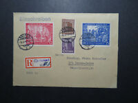 Germany 1948 Registered Cover to Baden-Baden (V) - Z11735