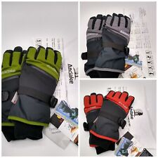 Men's Andake™️ Touchscreen Thinsulate Winter Ski Gloves