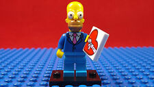LEGO-MINIFIGURES SERIES 2 THE SIMPSONS HOMER IN HIS SUNDAY BEST [REDUCED SALE]
