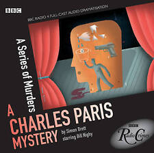 A Series of Murders by Simon Brett audio cd book BBC radio 4 dramatisation