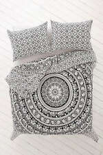 Indian Duvet Doona Mandala Hippie Bohemian New Quilt 2 pillow Cover New