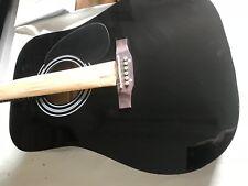 "*** SALE ***  Brand New Mercury Full Size 41"" BLACK Western Acoustic Guitar"