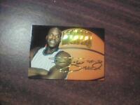 SHAQUILLE O'NEAL 1994 SPORTS STARS USA basketball CARD #121 GOLD SIGNATURE SHAQ