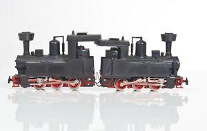 1 St Heeresfeldbahn H0e Doppell-Lok wahrscheinlich Eigenbau