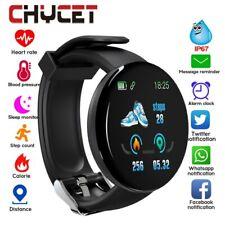 Bluetooth Smart Watch Men Waterproof Sport Tracker WhatsApp For Android Ios