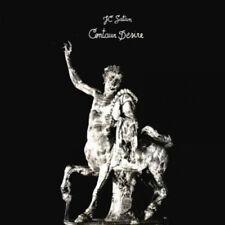 """J.C. Satàn : Centaur Desire VINYL 12"""" Album (2018) ***NEW*** Fast and FREE P & P"""
