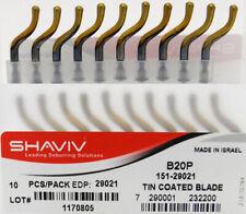 1pc Shaviv Blade Holder M Holds all B or E Style Deburring Blades Part #29138