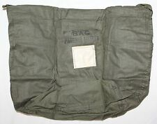 UNISSUED, EARLY VIETNAM MEDICAL PATIENT EFFECTS BAG, NEW IN THE WRAPPER