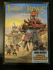 Games Workshop LOTR / Lord of the Rings Sourcebook - Harad
