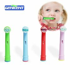 20 PCS for Oral-B Braun Stage Power Kids Electric Toothbrush Replacement Heads