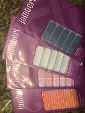 Jamberry Nail Wraps - Lot #17 - Lucky U, First Frost, Arrow, July '14 Host Exclu