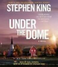 Under The Dome Unabridged Stephen King AUDIO BOOK CD invisible force field town