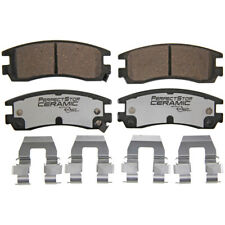 PC698 Disc Brake Pad-Brake Pads Perfect Stop PC698