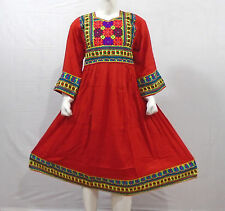 Kuchi Afghan Banjara Tribal Boho Hippie Style Brand New Robe Ethnique ND-030