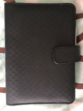 New - Planner Journal Personal Organiser Notebook With Inside Pages - Black
