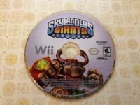 Skylanders: Giants < Nintendo Wii, 2012 > - DISC ONLY