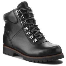 Caprice 022 Black Nappa Stiefelette Stiefel Damen Echtleder 9-26216-21 Gr. 40