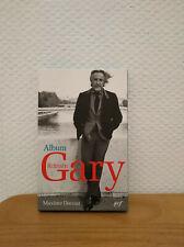 Album La Pléiade 2019 Romain Gary. NEUF. HORS COMMERCE