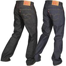 Levi's Men's 501 Jeans Original retráctil para caber Pierna Recta Cierre De Botones