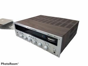 Vintage Marantz 2245 AM/FM Stereophonic Receiver Tuner 45W READ