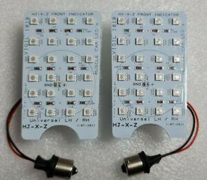 HOLDEN Kingswood / Monaro Premier HJ-HX-HZ- Front indicator LED conversion kit