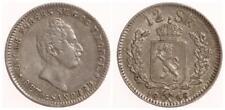 Norwegen 12 Skilling 1856 - Oskar I. - Silber - ss-vz
