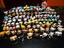Huge lot of Over 100 LPS Littlest Pet Shop Dogs, Cats and more. Wow