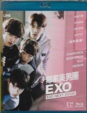 EXO Next Door Blu Ray NEW Eng Sub D.O. Se Hun Park Chan Yeol Moon Ga Young