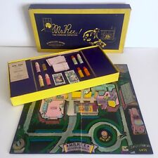 """VINTAGE 1937 RARE  """" MR. REE THE FIRESIDE DETECTIVE """" MYSTERY GAME COMPLETE SET"""