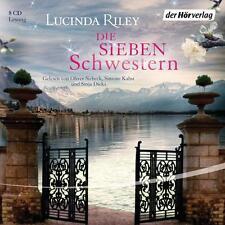 ~ Die sieben Schwestern ~ 8 CDs  Hörbuch ~ NEU