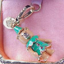 Juicy Teddy Tree Charm Holiday Lim. Ed. for Charm Bracelet, Collector's NIB