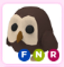 Roblox Adopt Me OWL NFR