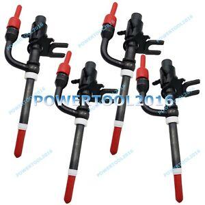 4 pcs Pencil Fuel Injector 33408 974F-9K546-FB for Ford Transit 2.5TDI 1985-2000