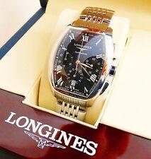 Longines EVIDENZA ETA 2894-2 Eleganter Automatik Herren Chronograph 37 Jewels