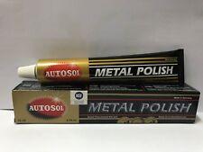 Autosol Solvol Chrome Polish / Cleaner Aluminium & Metal Paste 75ml / 3.33 oz.