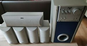 5.1 DIK AS-50 ACTIVE HOME THEATER SURROUND SYSTEM *DOLBY DIGITAL/DOLBY SURROUND*